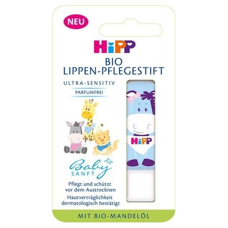 HiPP Organic Lip Balm