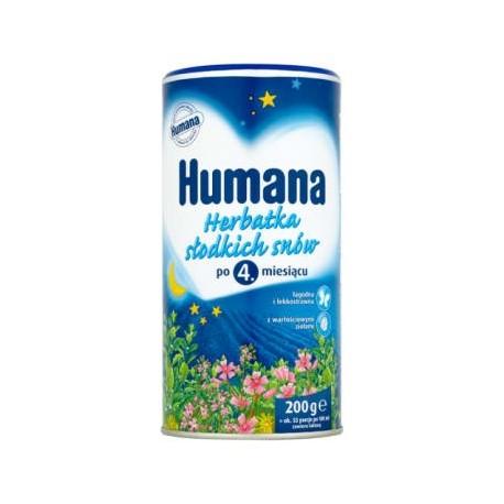 HUMANA Good Night baby tea
