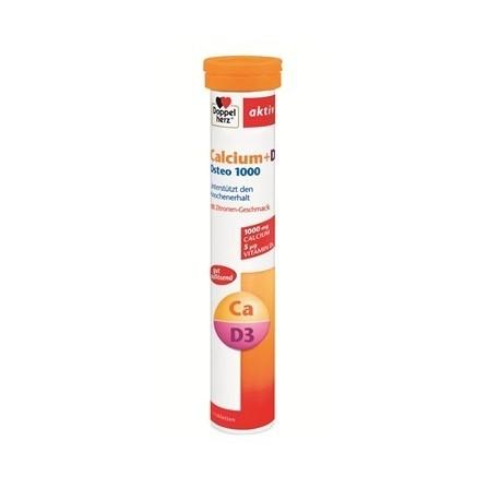 Doppelherz Calcium and vitamin D3- Dissolvable