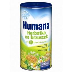 HUMANA Baby bellyache/colic tea