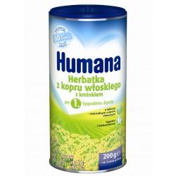 HUMANA Fennel Caraway baby tea