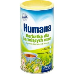 HUMANA Breastfeeding tea