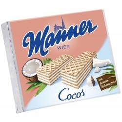 Manner wafer: COCONUT