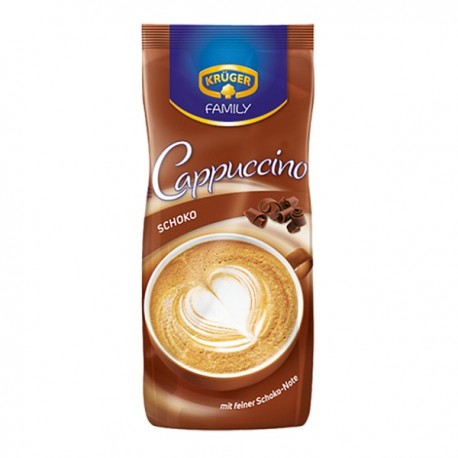 Kruger Instant coffee: Chocolate Cappuccino