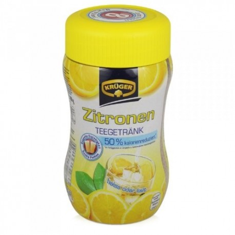 Kruger LEMON Instant tea