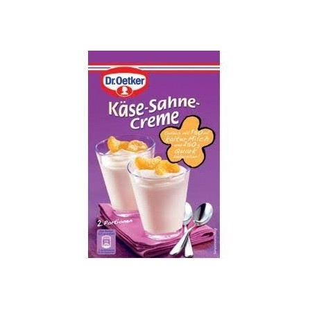 Dr.Oetker Cream cheese dessert