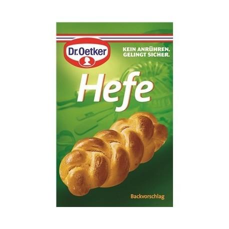 Dr.Oetker Hefe/Dried Yeast