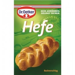 Dr.Oetker Hefe/Dried Yeast