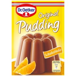 Dr.Oetker Pudding: Chocolate