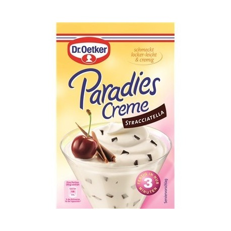 Dr.Oetker Paradise Cream: Striaciatella