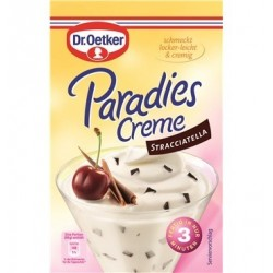 Dr.Oetker Paradise Cream: Striaciatella
