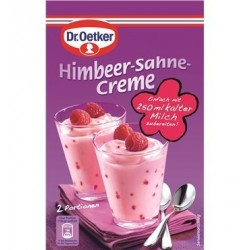 Dr.Oetker Cheesecake Cream dessert:Raspberry