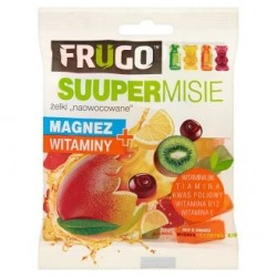 Frugo SUUUPER Bears with Magnesium