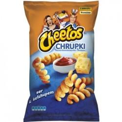 Cheetos Ketchup & Cheese