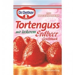Dr.Oetker Strawberry Glaze