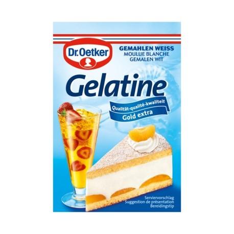 Dr.Oetker White Ground Gelatin
