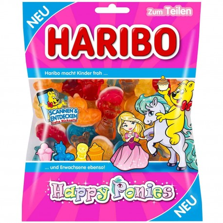 Haribo Happy Ponies 175g