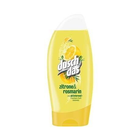 Duschdas Lemon Rosemary
