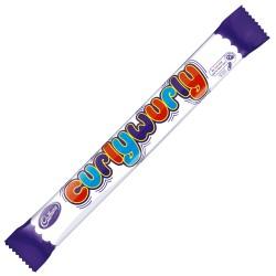 Cadbury Curly Wurly 5pc.
