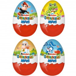 Kinder Surprise egg XXL Easter