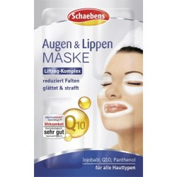 Schaebens Eye & Lip Mask (5ct.)