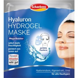 Schaebens Face Mask: HYALURON (1ct.)