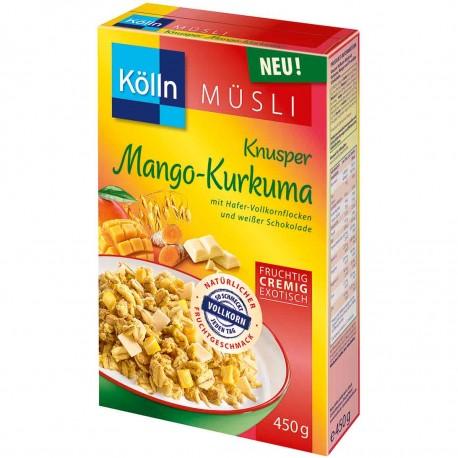 Kolln Cereal Mango Kurkuma muesli
