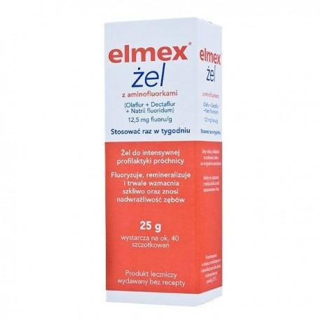 Elmer Gel teeth decay prevention