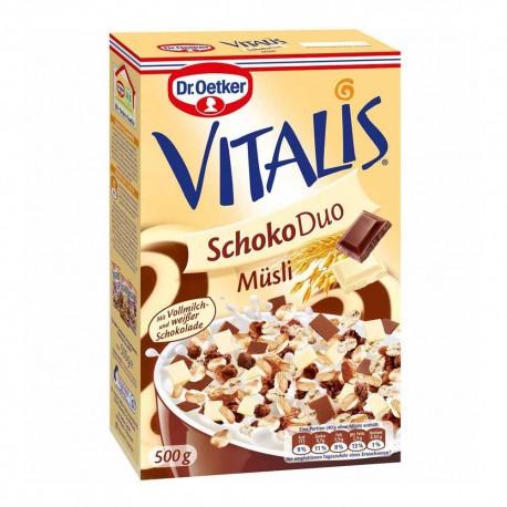 Dr.Oetker VITALIS Schoko DUO