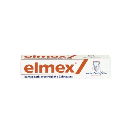 Elmex Menthol-free toothpaste