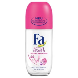 Fa Active Pearls Rose roll-on