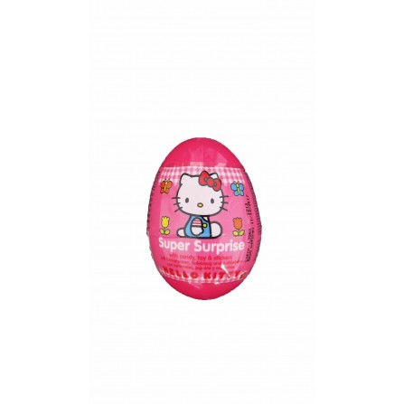 Hello Kitty Surprise Egg with toy