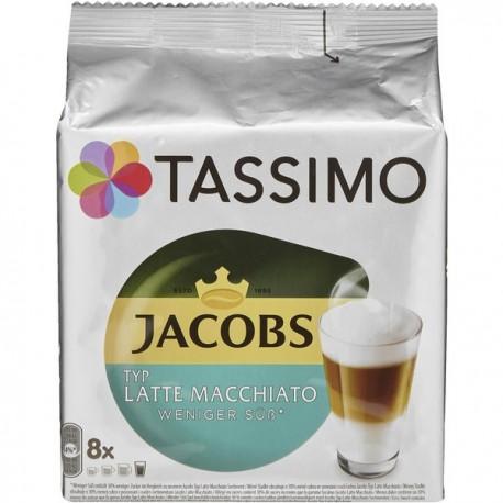 Tassimo SKINT Jacobs Latte Macchiato
