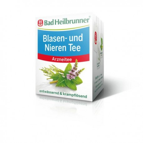 Bad Heilbrunner Kidney tea