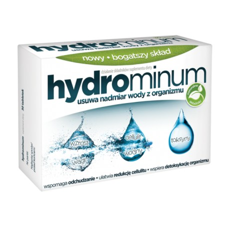 Hydrominum excess water pills