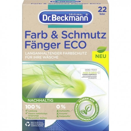 Dr.Beckmann Color Catches in-wash sheets ECO