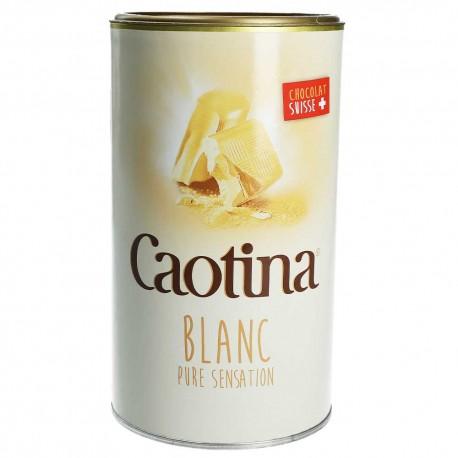 CAOTINA Swiss hot chocolate WHITE 500g
