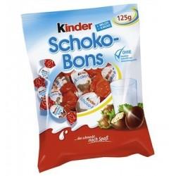 Ferrero Kinder Schoko-Bons 125g
