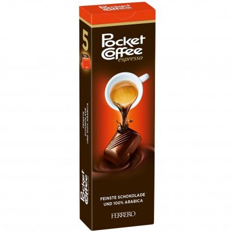 Ferrero Pocket Coffee 5pc.