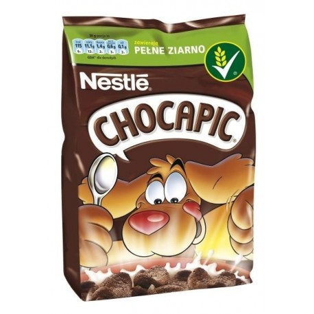 Nestle Chocapic chocolate cereal 500g