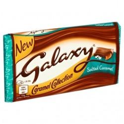 Galaxy Salted Caramel bar