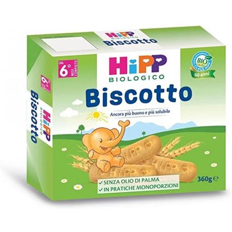 HiPP Organic Apple cookies for babies 360g