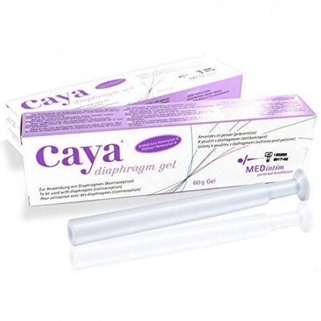 CAYA diaphragm GEL 60g