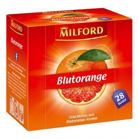 MILFORD blood orange tea