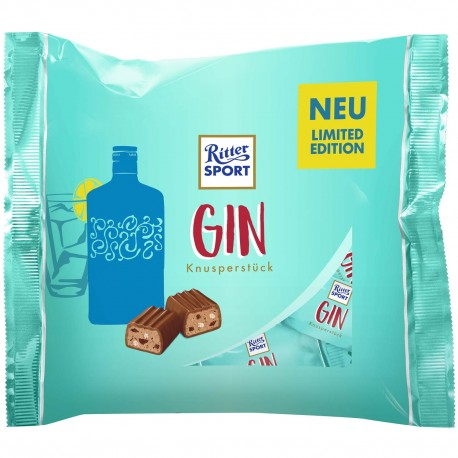 Ritter Sport GIN chocolates