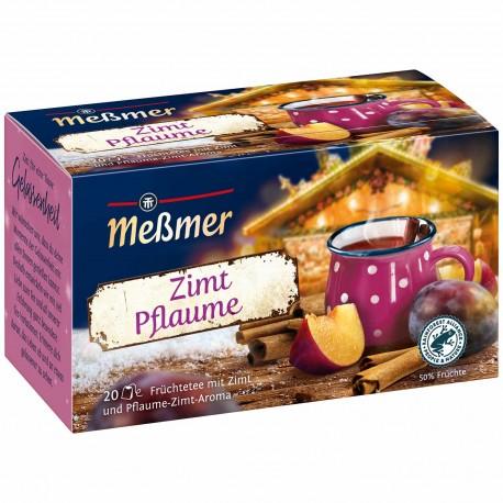 Messmer Cinnamon Plum tea