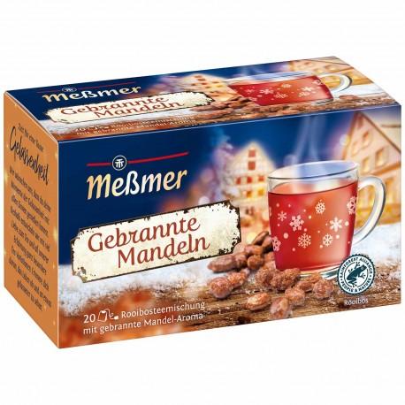 Messmer Roasted Almonds tea