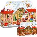Kinder Santa's House 3D