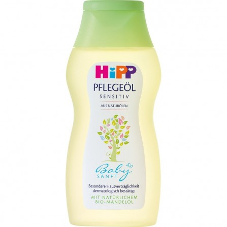 HiPP Baby Sensitive Oil