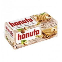 Ferrero Hanuta 10pc.+ 1 bonus bar